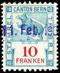 Switzerland Bern 1930 revenue 10Fr - 112B.jpg
