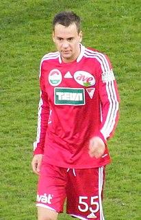 Péter Szakály association football player
