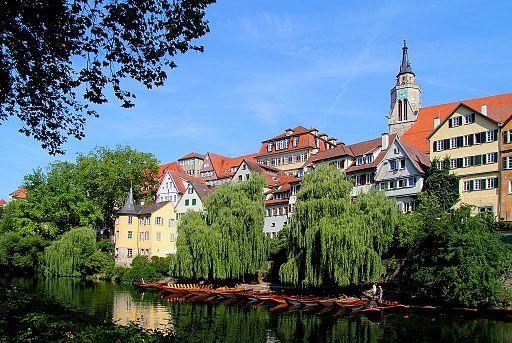 Tübingen - Neckarfront 04