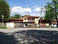 Třeboň, Jiráskova 815, restaurace u stadionu (03).jpg