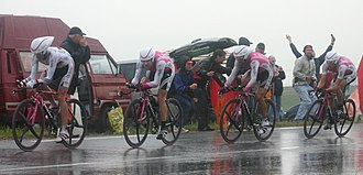 HTC–Highroad - T-Mobile-Team, 2004 Tour de France