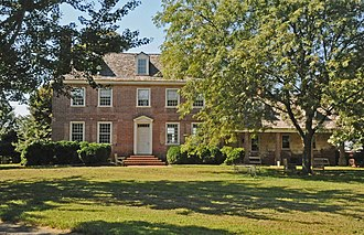 Thornton (Chestertown, Maryland) - Image: THORNTON, CHESTERTOWN, KENT COUNTY, MD