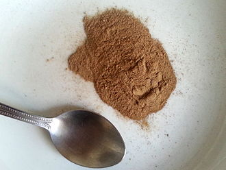 Ibogaine - Shredded bark of tabernanthe iboga for consumption. Contains ibogaine.