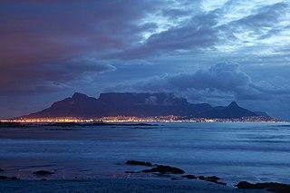 Cape Town Legislative capital of South Africa
