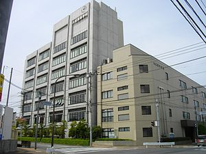 Taisei High School (Mitaka).JPG