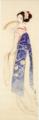 TakehisaYumeji-1921-Maiko with Fan.png