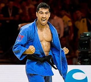 Tal Flicker Israeli judoka