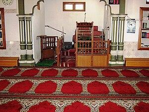 Mappila - Syed Nagar Mosque in Taliparamba East