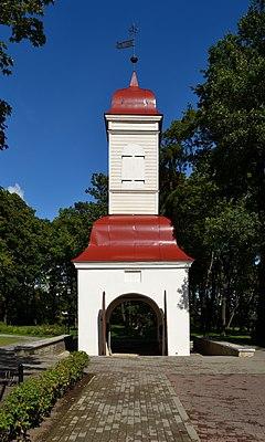 Tallinn, Kalamaja kalmistu värav-kellatorn, 1780 (1).jpg