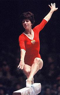 Tamara Manina Soviet Olympic gymnast (born 1934)