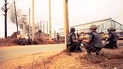 Tan Son Nhut Air Base during the Tet Offensive