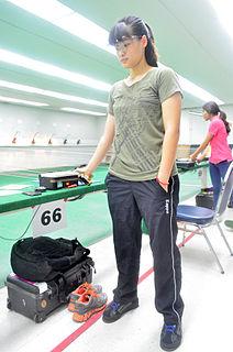 Tanyaporn Prucksakorn Thai sport shooter