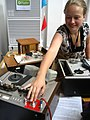 Tape loops - Brighton Mini Maker Fair 2011.jpg