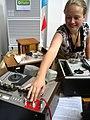 Tape loops - Brighton Mini Maker Fair 2011.jpg