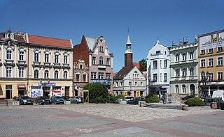 Tczew,  Pomerania, Poland