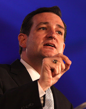Ted Cruz at the Republican Leadership...