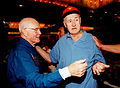 Ted Williams and John Glenn 1998.jpg