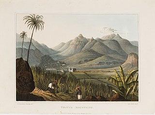 Tejuca Mountains