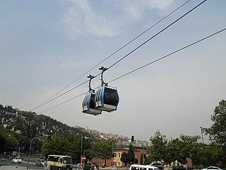 Eyüp Gondola