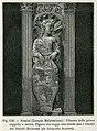 Tempio Malatestiano Pilastro della prima cappella xilografia.jpg