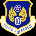 Tenth Air Force - Emblem.png