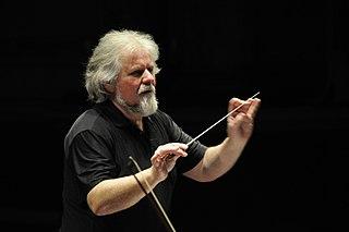 Terje Mikkelsen Norwegian conductor