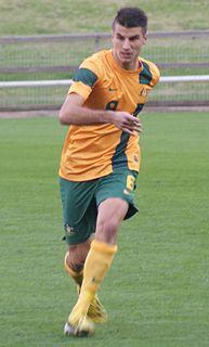 Terry Antonis Australian football player