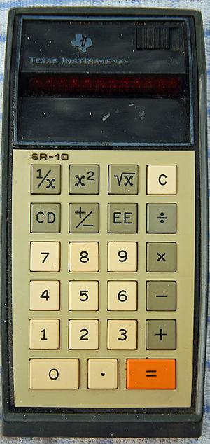 TI SR-50