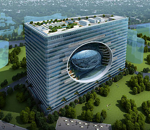 Bandra Kurla Complex - The Capital
