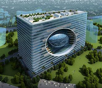 Bandra Kurla Complex - The Capital