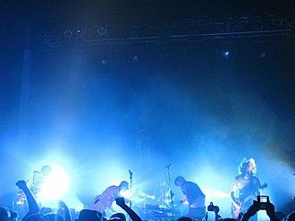 The Faint - The Faint live on tour 2008
