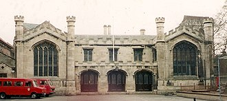 The Minster School, York - Image: The Minster School York