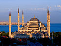 The Blue Mosque at sunset.jpg