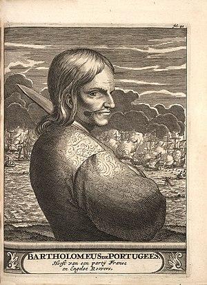 Bartolomeu Português - Image: The Buccaneers of America 7