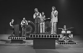 The Buffoons in 1969