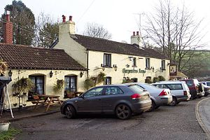 English: The Carpenters Arms