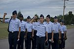 The Civil Air Patrol cadets of Alpha Flight, at the Wyoming Wing Encampment.jpg