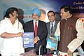 The Deputy Chairman, Planning Commission, Dr. Montek Singh Ahluwalia, releasing a Book at the inauguration of the International Coal Congress & Expo 2006, in New Delhi on December 11, 2006.jpg