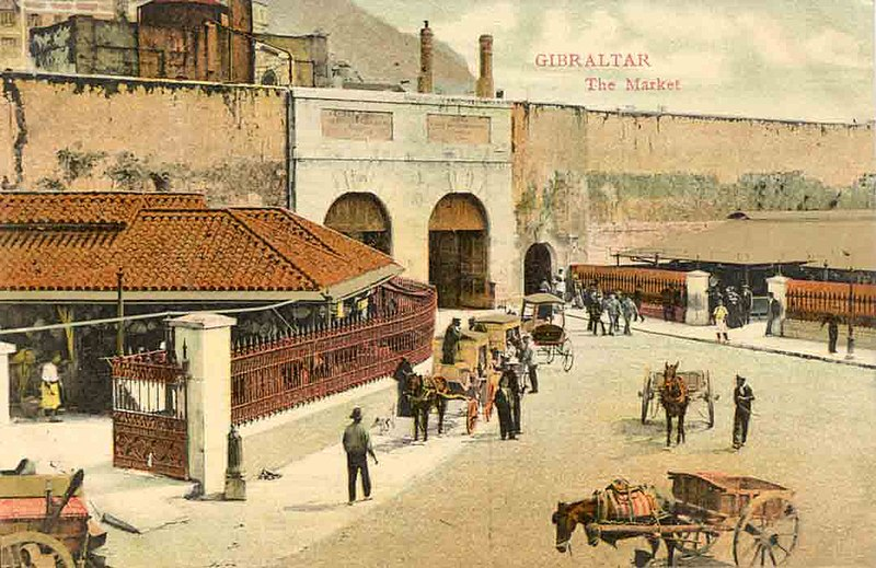File:The Gibraltar Market.jpg