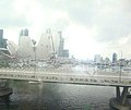 The Helix Bridge, Singapore - 20110105.jpg