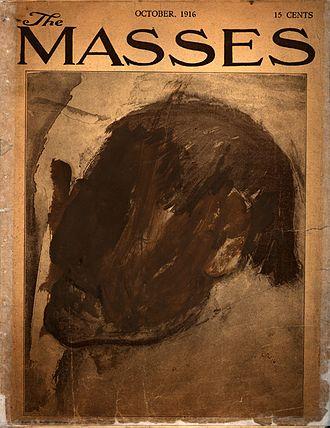 Boardman Robinson - Image: The Masses October 1916