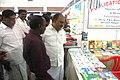 The Minister for Labour, Tamil Nadu, Shri T.M. Anbarasan visiting the stalls on the valedictory day of Bharat Nirman Public Information Campaign, at Kundrathur, Kanchipuram district, Tamil Nadu on November 21, 2009.jpg