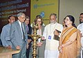The Minister of State for Agriculture, Food & Civil Supplies, Consumer Affairs and Public Distribution, Shri Taslimuddin inaugurating the 4th National Convention, organised by Consumer Coordination Council in New Delhi.jpg