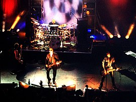 The Mission, Shepherds Bush Empire.jpg