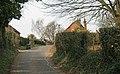 The Old School, Tunworth - geograph.org.uk - 1761578.jpg