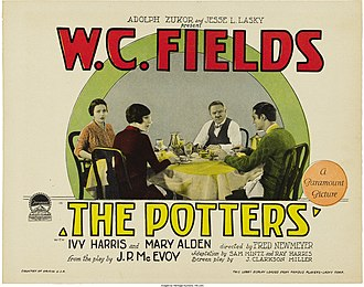 The Potters (film) - Lobby card