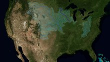 Fil: The Rivers of the Mississippi Watershed.webm