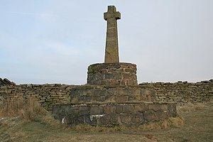 The Rossendale Way This cross was restored by ...