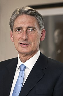 The Secretary of State for Defence, Rt Hon Phillip Hammond MP MOD 45153293.jpg