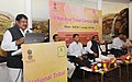 The Union Minister for Tribal Affairs, Shri Jual Oram addressing at a Workshop on Forest Rights Act, 2006 and its implications, in New Delhi on October 27, 2016.jpg